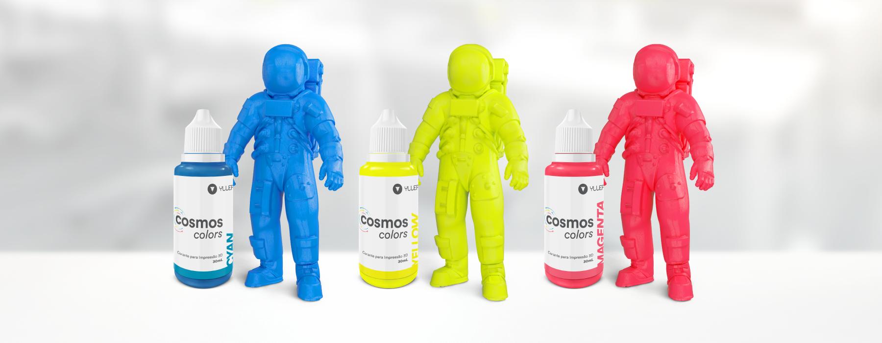 Read more about the article Aprenda como fazer a pigmentação da sua resina com os corantes Cosmos Colors